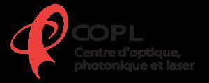 Logo - Centre d'optique, photonique et laser